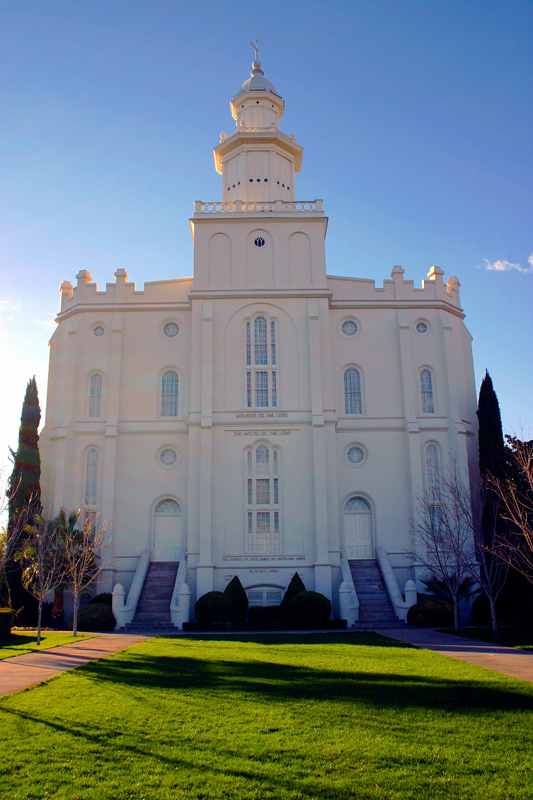 St . George Temple